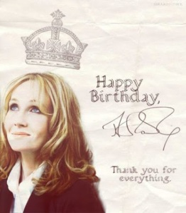 rowling thank you